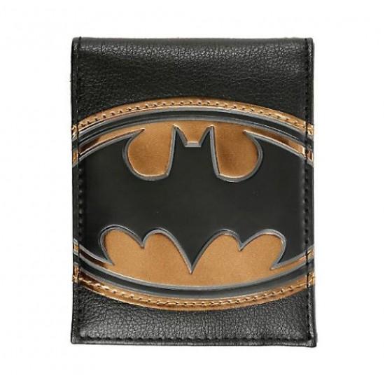 Carteira Batman Golden Logo