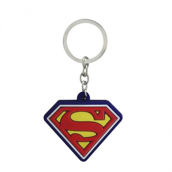 Chaveiro Cute Superman Logo