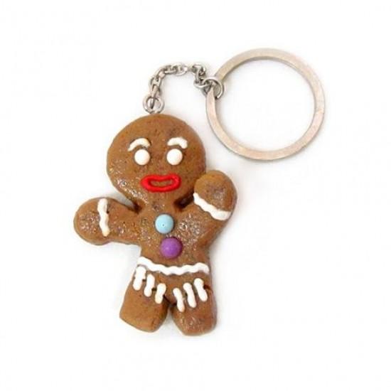 Chaveiro Gingerbreadman