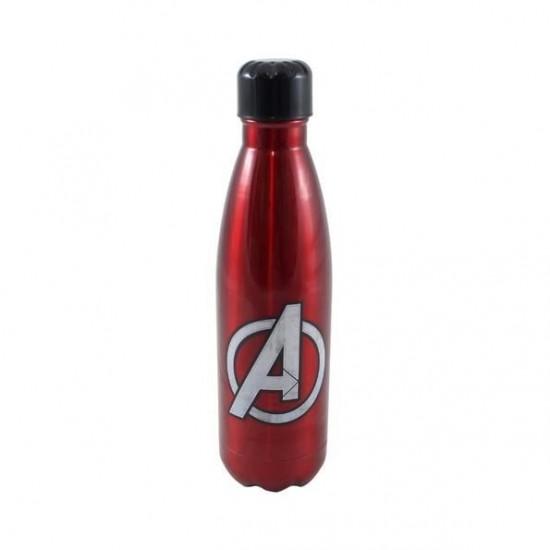Cantil Swell Metálico 500ml Avengers Logo