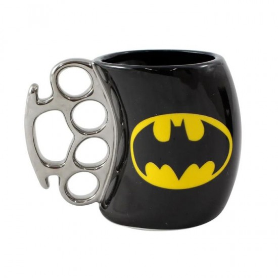 Caneca Soco Inglês 350ml Batman