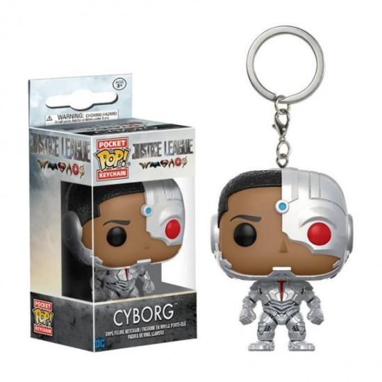 Chaveiro Funko POP - Cyborg