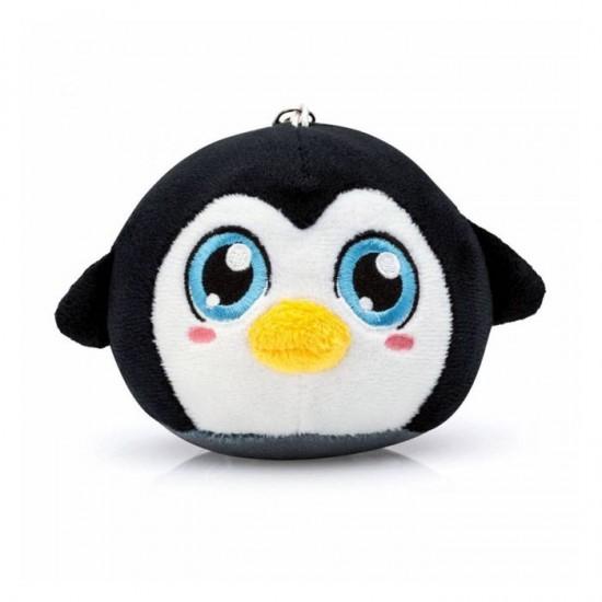 Almofada Chaveiro Pompets Pinguim