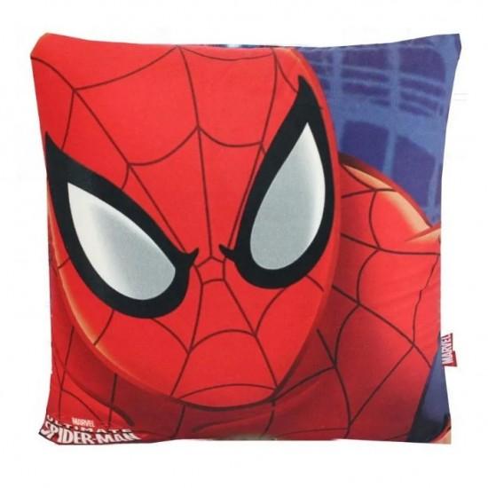 Almofada Fibra 40x40cm Spider Man Ultimate