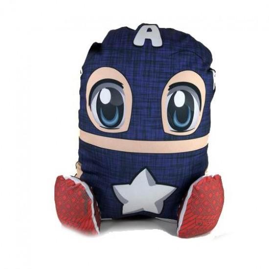 Almofada Pillowtoy Cosplay Capitão América