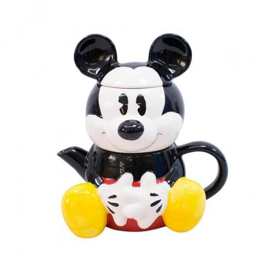 Caneca c/ Bule Mickey 720ml