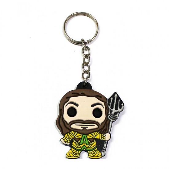 Chaveiro Cute Aquaman