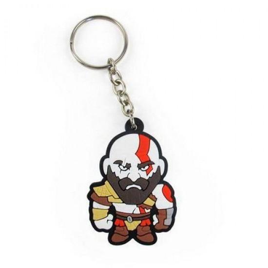 Chaveiro Cute Kratos