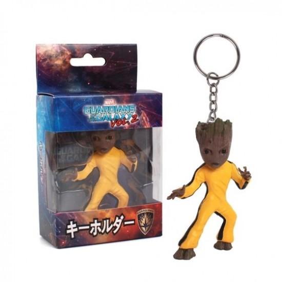 Chaveiro Groot Kung Fu