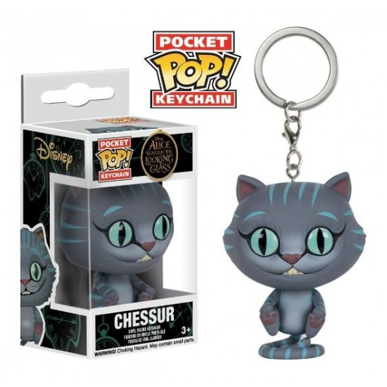 Chaveiro Funko POP - Chessur Cat