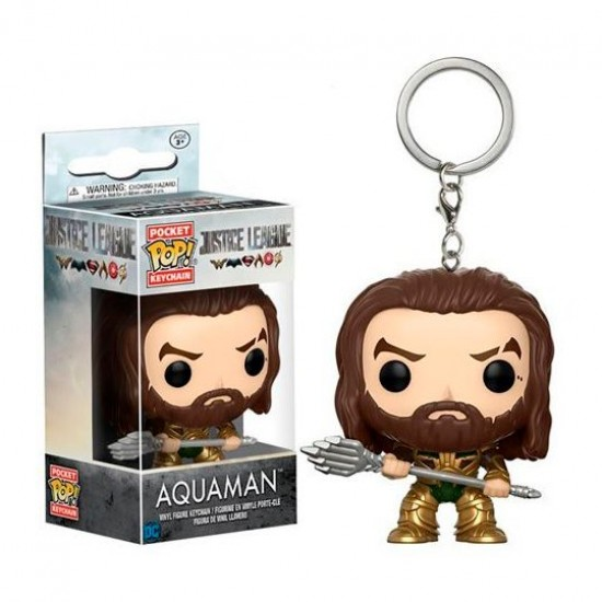 Chaveiro Funko POP - Aquaman