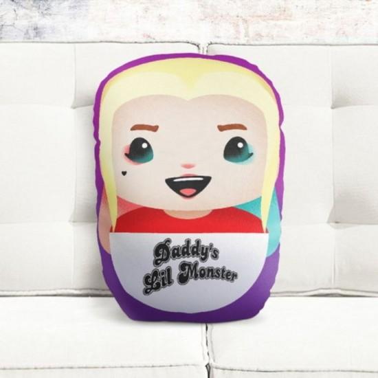 Almofada Cute Harley Quinn