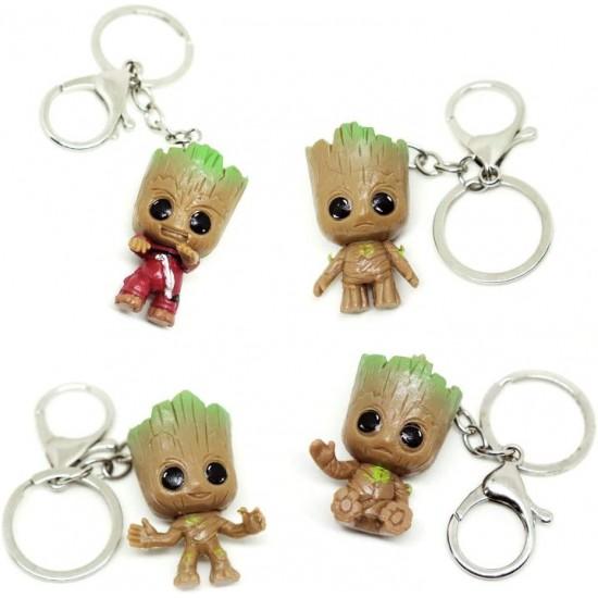 Chaveiro Baby Groot (Sortido)