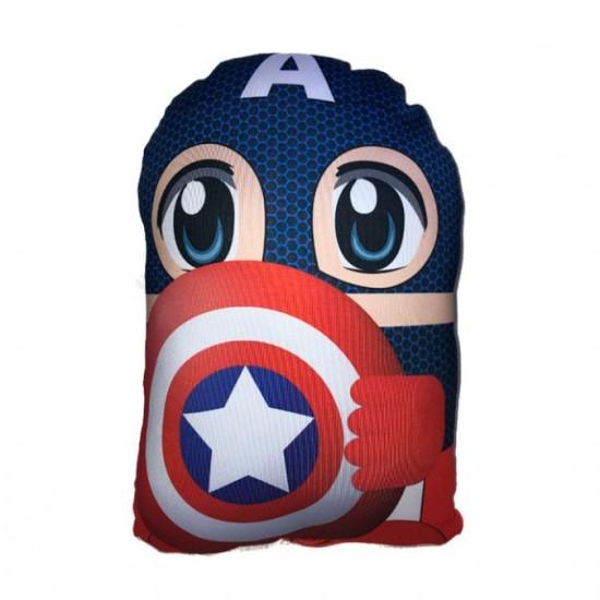 Almofada PillowToy BASIC Capitão América