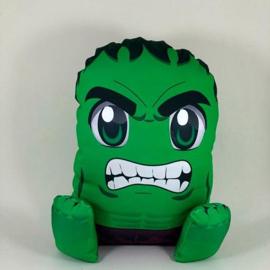 Almofada PillowToy Cosplay Hulk