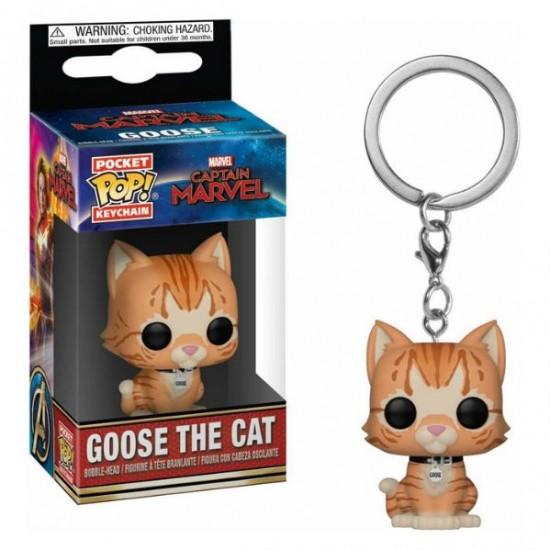 Chaveiro Funko POP - Goose The Cat