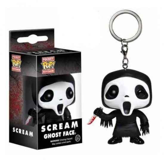 Chaveiro Funko POP - Ghost Face