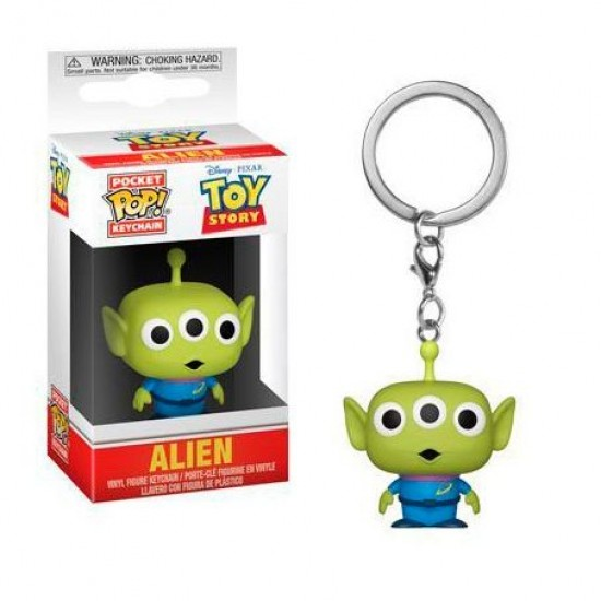 Chaveiro Funko POP - Alien (Toy Story)