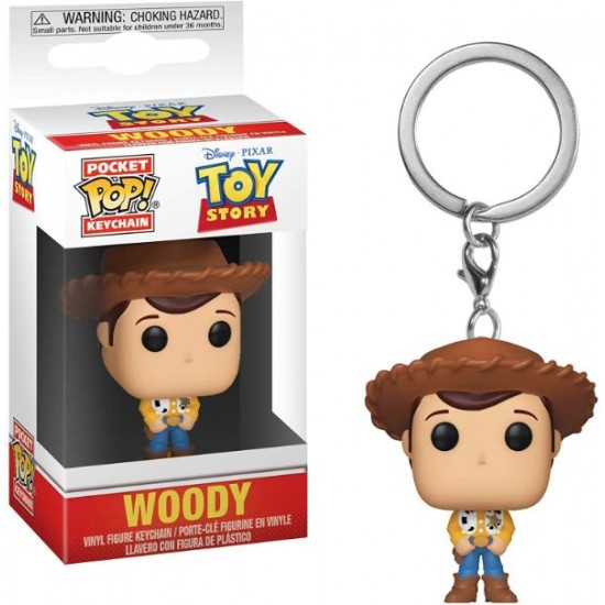 Chaveiro Funko POP - Woody