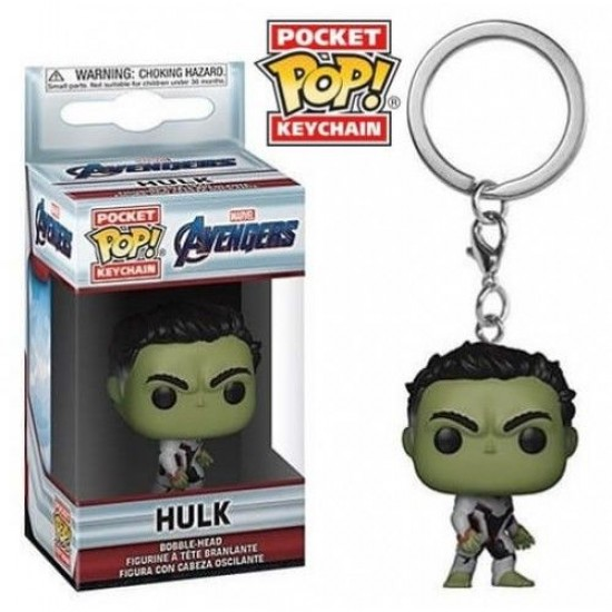 Chaveiro Funko POP - Hulk Endgame