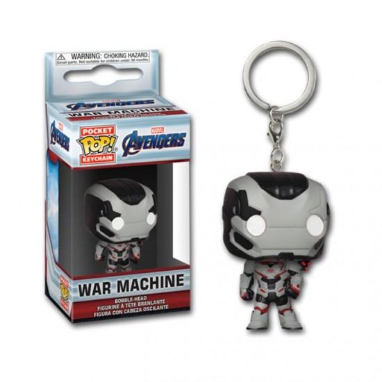 Chaveiro Funko POP - War Machine Endgame