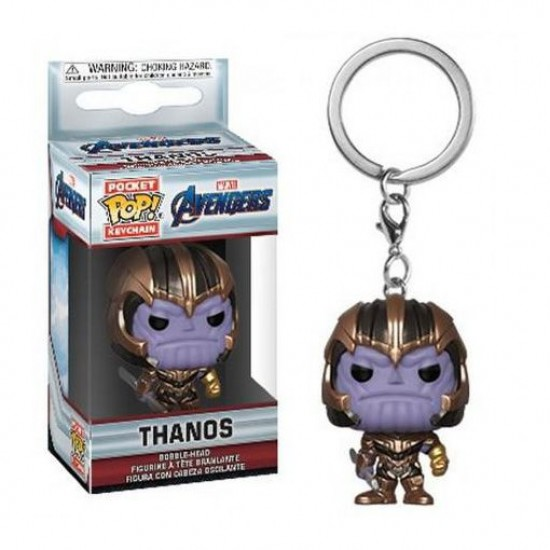 Chaveiro Funko POP - Thanos Endgame