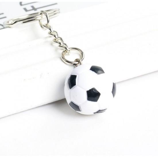 Chaveiro Mini Bola de Futebol