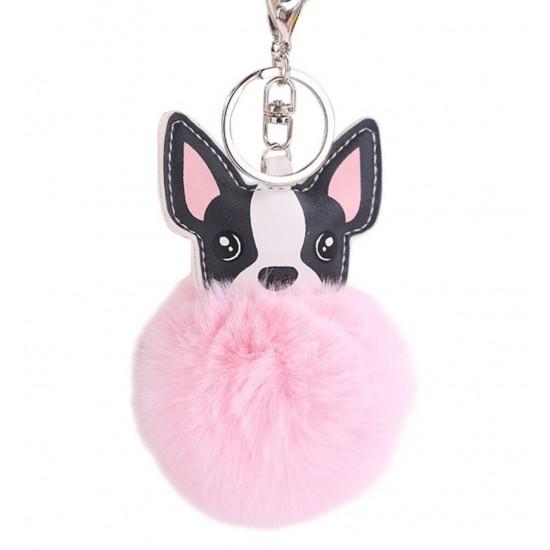 Chaveiro Pompom - Cachorro