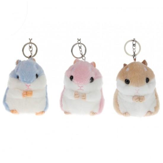 Chaveiro Hamster