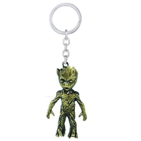Chaveiro Groot (Metal)