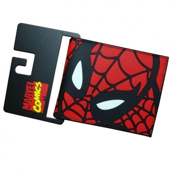 Carteira Marvel - Spider-Man