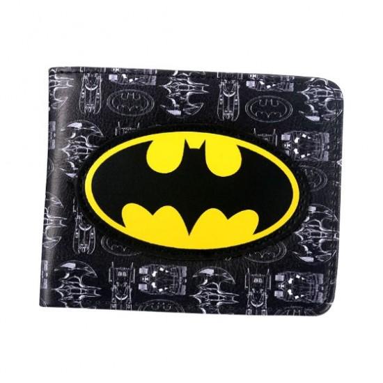 Carteira DC Batman Logo