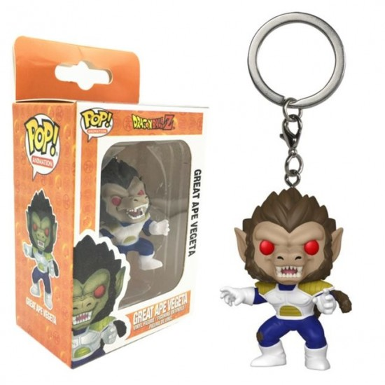 CHAVEIRO MINI POP GREAT APE VEGETA