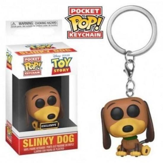 Chaveiro Funko POP - Slinky Dog