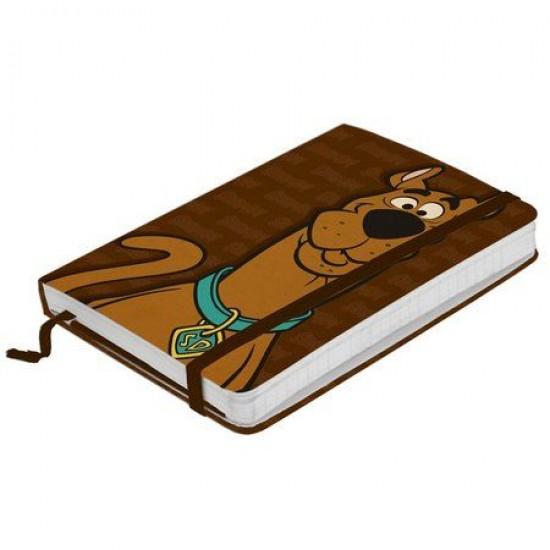 Caderneta de Anotação Scooby Doo Marrom A5
