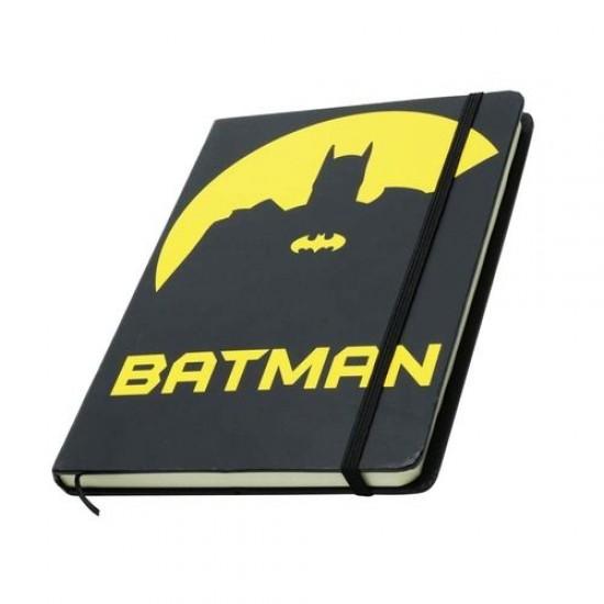 Caderneta de Anotação Batman Shadow A5