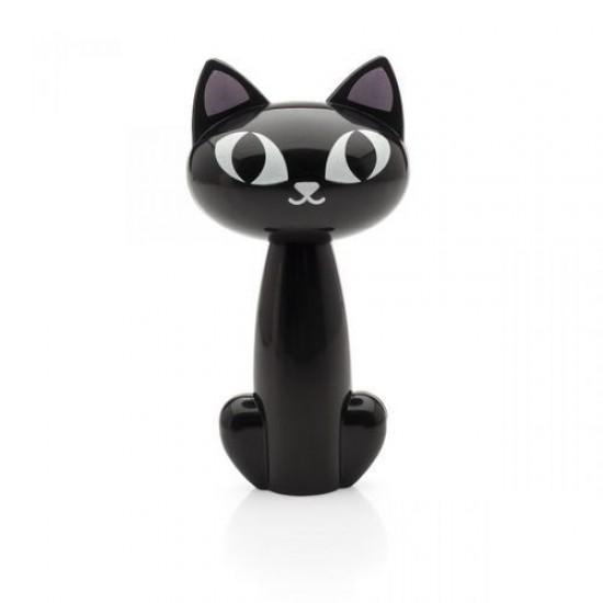 Caneta Formato Gato Preto Ludi