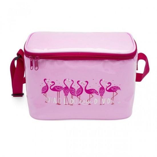 Bolsa Cooler Flamingos